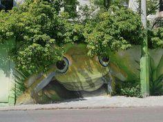 The Best Works of Artist in August – Street Art