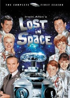 Lost in Space--watched it every Sunday morning before church! - Didn't go to church, but remembered watching it on Sundays