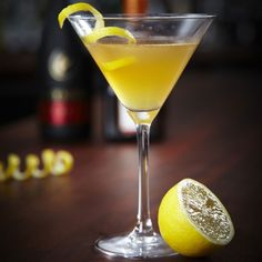 Best Low Calorie Cocktails: Sidecar