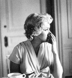 Marilyn Monroe, New York, 1955