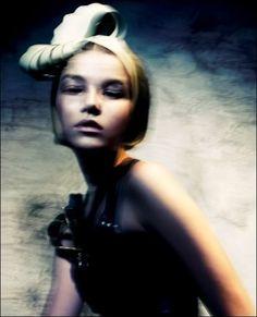 Belle De Nuit | Suvi Koponen  | Chad Pitman #Photography | NY Times  February 2009