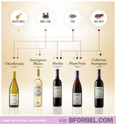 Cheat Sheet: What Meat Goes With What Wine Best?