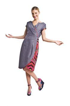 TULIP DRESS  moyo.com.pl