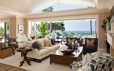 Barclay Butera ~ Montage Laguna living space