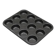 This scratch resistant, non-stick bakeware is the perfect addition to any baker's kitchen. Made of Xylan coated carbon steel, this bakeware is a durable choice for all your delicious baked goods.