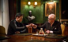 """Michael Caine também participa da ação """"Kingsman - Serviço Secreto"""""""