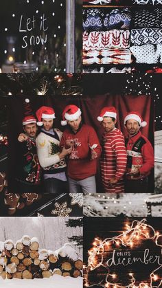 Supernatural - Wallpaper/Lockscreen Christmas