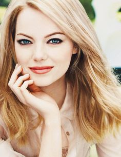 Emma Stone as Amy /  Wanting More by Jennifer Foor (Mitchell Family Series book 5)