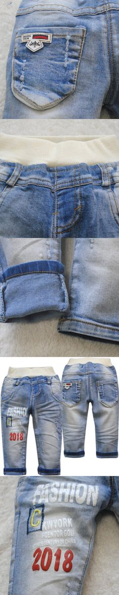 077d45b40c699 4006 years baby jeans pants denim blue spring autumn kids baby boys jeans  trousers fashion casual new fashion nice new