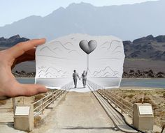 Amazing Photography Art – 25 Pencil Vs Camera Images By Ben Heine