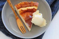 Esta tarta de queso al horno sin azúcar es espectacular. Y si te quedas con ganas te traemos 4 recetas más de tarta de queso al horno para que elijas.