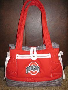 Ohio state bag