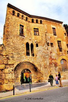 Casc antic  Tarragona  Catalonia