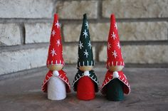 Little Christmas Elf A Waldorf and Montessori Inspired Woden