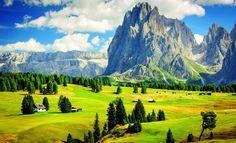 Os Alpes Italianos #ALpes #italia #Italy #travel