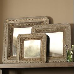 Reflection Wall Decor (Set of 3)