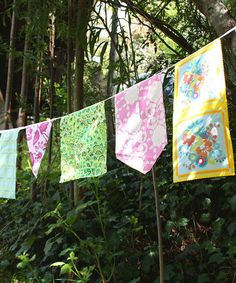 This Sheer Outdoor Garden Banner is perfect! #zulilyfinds this would be great for outdoor parties or barbeques