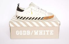God Save the Queen and all: OFF-WHITE x Golden Goose Sneaker #offwhite #goldengoose #sneakers