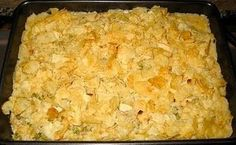 Grandma's Tuna Noodle Casserole, best recipe ever!