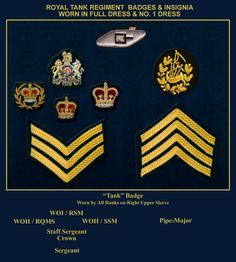 Staff Sergeant, Military Insignia, British Army, Badges, English, Military Uniforms, History, Seals, Airplane