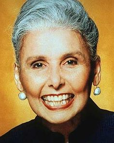 """Lena Horne -said, """"It's not the load that breaks you down. It's the way you carry it""""."""