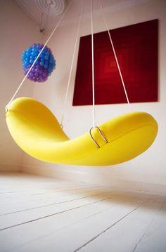 Verner Panton Flying Chair
