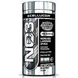 Cellucor NO3 Chrome Nitric Oxide Pump Amplifier Pre Workout Pills 180 Capsules