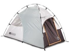 REI Adventure dog tent makes the perfect addition to your next furry family member's camping trip