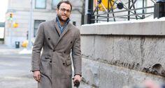 http://chicerman.com  billy-george:  Simplicity is King New York Fashion Week Photos from George Elder  #streetstyleformen