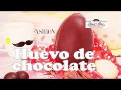 Como temperar el chocolate y.... Huevo de chocolate para la mona de Pascua!! - Casa Rex