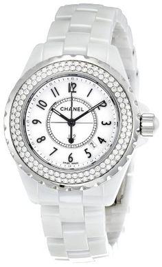 Chanel Women's H0967 J12 Diamonds White Dial Watch CHANEL,http://www.amazon.com/dp/B000M1II1U/ref=cm_sw_r_pi_dp_3h1ssb1E9GZ3FFQA