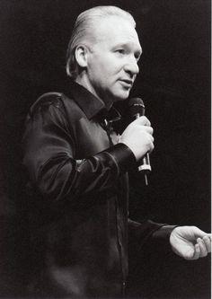 The love of my life... Bill Maher http://en.wikipedia.org/wiki/Bill_Maher