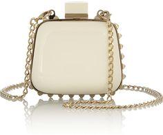Valentino Mini acrylic shoulder bag