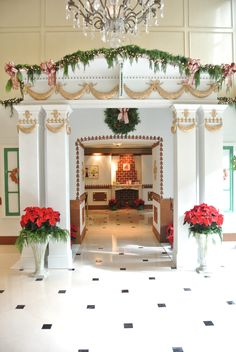 The Ritz-Carlton, New Orleans features a must see, walk through gingerbread house in the hotel's lobby this holiday season.