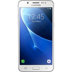 Unlocked Samsung - Galaxy J5 4G LTE with 16 GB Memory Cell Phone - White, J510M WHITE