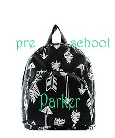 monogram mini pre school backpack-pre school backpack-daycare backpack-mini diaper bag by Awesomepersonalgifts on Etsy Trendy Backpacks, School Backpacks, Amanda Cole, Mini Diaper Bag, Monogram Backpack, Small Backpack, Monogram Initials, Pre School, Baby Shower Gifts