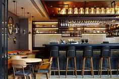 Restaurant Design | Hospitality Design. Restaurant Interior Design. #restaurantfurniture #restaurantdesign #hospitalitydesign See more hospitality projects http://brabbucontract.com/projects.php