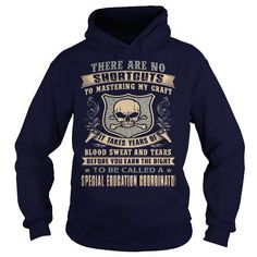 SPECIAL EDUCATION COORDINATOR SKULL T-Shirts, Hoodies (35.99$ ==► Order Here!)