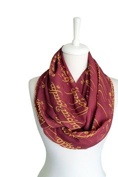 Powder Darcy Berry Mix Checked Womens Fashion Scarf With Gift Bag