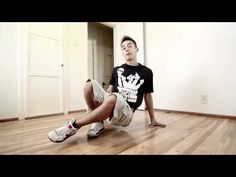 How to Breakdance | 6 Step | Footwork 101 - YouTube