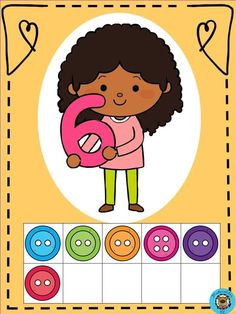 Busy Book, Activities, Books, Maths, Fictional Characters, 1, Clip Art, Go Math Kindergarten, Early Education