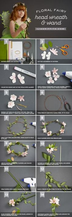 DIY Fairy Costume Tutorial