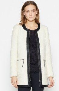 Tarja Tweed Overcoat