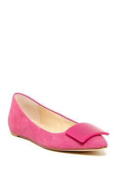 Cute Pink Flat