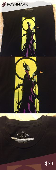 Maleficent Men's T-shirt New without tags, black Maleficent short sleeved shirt Shirts Tees - Short Sleeve