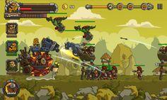 Snail Battles- screenshot