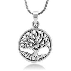 925 Oxidized Sterling Silver Tree of Life Open Round Pendant Necklace 18'', Jewelry for Women - Nickel Free Chuvora,http://www.amazon.com/dp/B00ABFO7LW/ref=cm_sw_r_pi_dp_9lC0sb1WFS7ZKXQJ