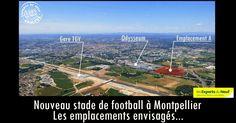 #Montpellier #immobilier #urbanisme  Point presse mercredi au sujet du nouveau stade de #football  par Philippe Saurel Louis Nicollin Montpellier Hérault Sport Club #MHSC Post de Experts du Neuf du 6 juin 2016 !
