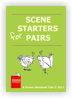 FREE with a Drama Notebook membership! Would you like a collection of fresh improv scene prompts? Here are 28 for younger students and 32 for older students, complete with instructions--the prompts are set up so that you can print them out and cut them apart. Register here www.dramanotebook.com and find this lesson in Beginning Acting.