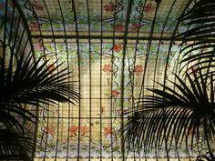 French Art Nouveau Conservatory